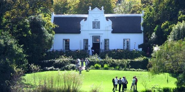 Cape Dutch Architecture Style Characteristics Of Cape Dutch Houses