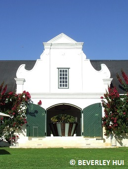 Cape Dutch Architecture Style Characteristics Of Cape Dutch Houses