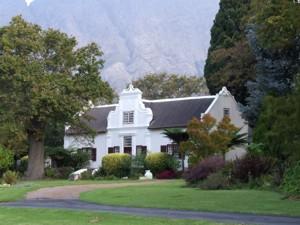 Cape dutch architecture style architect company for Cape dutch house plans