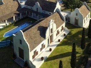 Cape Dutch Architecture Style Architect Company